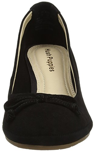 Hush Puppies Damen Kacie Cunei Martina Schwarz (nero)