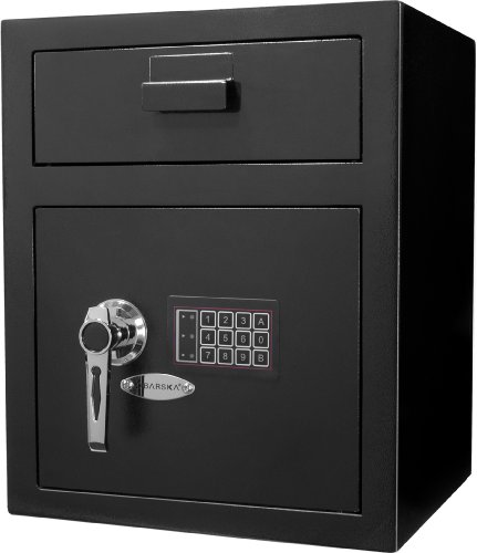 Barska Large Keypad Depository Safe by BARSKA