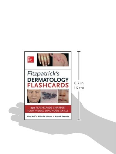Fitzpatricks Dermatology Flash Cards - medicalbooks.filipinodoctors.org