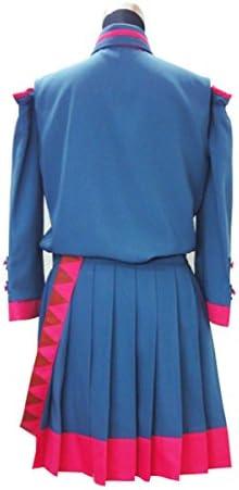 Vocaloid kasane teto 5 Piece Cosplay Costume Custom Any Size