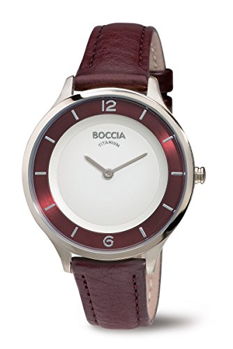 3249-02 Boccia Titanium Ladies Watch