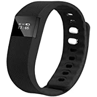 OPTA SB-033 Fitzi Bluetooth Fitnessband + All-in-One Activity Tracker |Multi-Sport Mode | Sleep Monitor Smartband Compatible with Android/iOS Smart Phones for Men Women Teens
