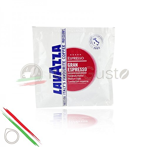 Lavazza Espresso ESE Coffee Pods (Gran Espresso)