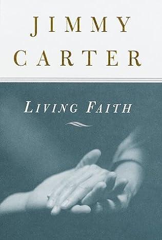 book cover of Living Faith