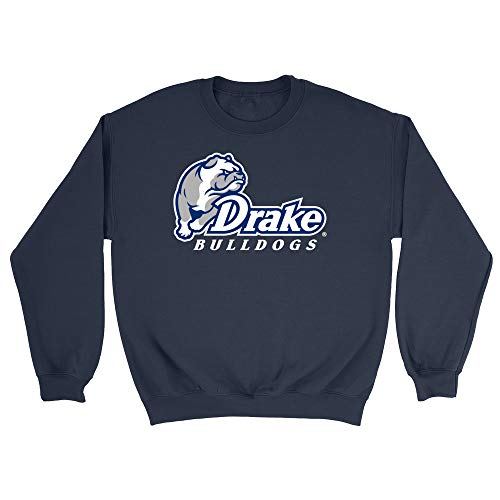 Official NCAA Drake University Bulldogs - RYLDRU06, G.A.18000, NVY, M