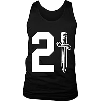 21 Savage Daggar ISSA Knife Tank Top