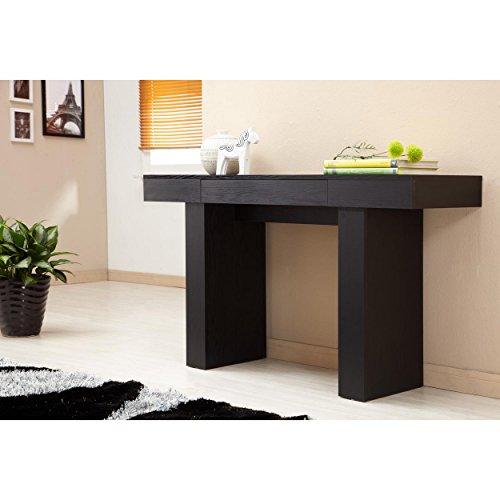 Metro Modern Sofa (Metro Shop Furniture of America Perry Modern Black Finish Sofa Table--)