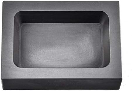 SOFIALXC Graphittiegel Gießen Schmelzbarren Form für Gold Silber Aluminium Metalle (15ML, 70x57x20mm)