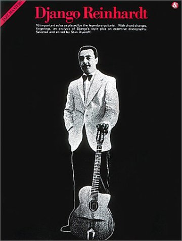 Django Reinhardt (Sheet Music) - Django Reinhardt Sheet Music