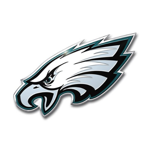 NFL Philadelphia Eagles Die Cut Color Automobile Emblem - Philadelphia Eagles Nfl Metal