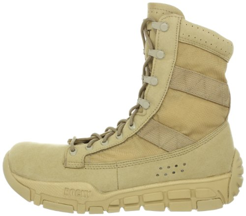 Rocky Men's C4T Tactical Boot,Desert Tan,11 M US