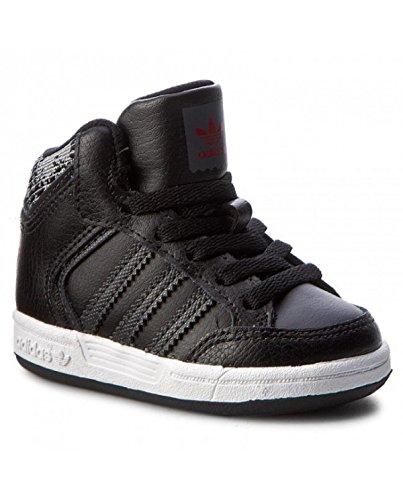 adidas VARIAL MID I - Zapatillas deportivas para IN, Negro - (NEGBAS/GRPUDG/ESCARL) 27