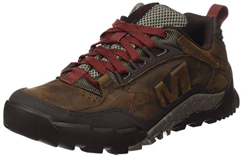 Merrell Annex Trak GTX, Sneaker Uomo Marrone (Clay)