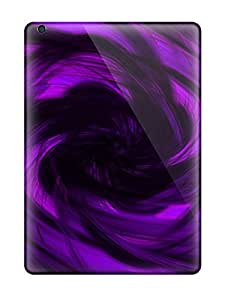 Perfect Fit MfusCPI17493Kjwgn Earth Flower Case For Ipad - Air