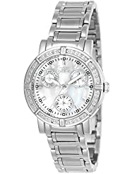 Invicta Womens 4718 II Collection Limited Edition Diamond Chronograph Watch