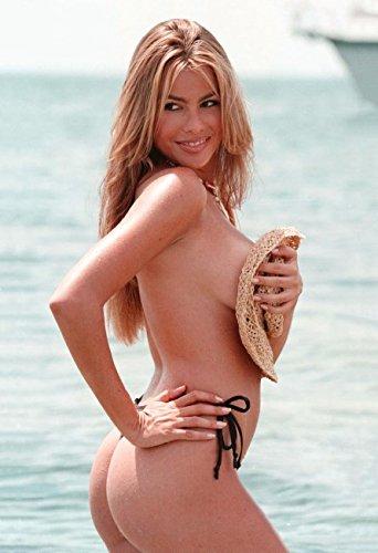 SOFIA VERGARA Black Bikini 008 13x19 Poster