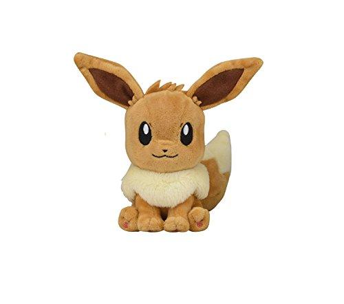 Pokemon Center Original Plush Doll fit Eevee 713