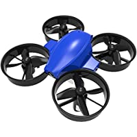 ALLCACA Mini RC Drone 2.4GHz Remote Control Quadcopter Portable 4-Channel 6 Axis Quadcopters with Altitude Hold and Headless Mode,Suitable for Beginners