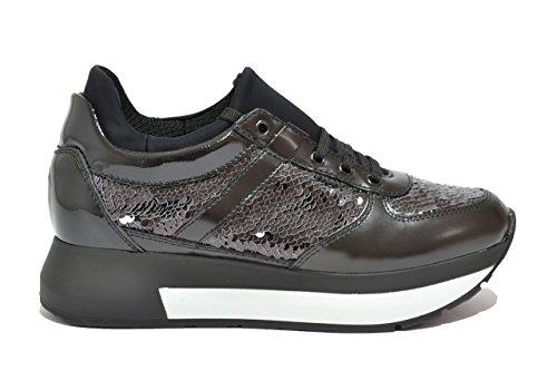 Donna Frau Scarpe 43r7 Nero Sneakers AqggwE6