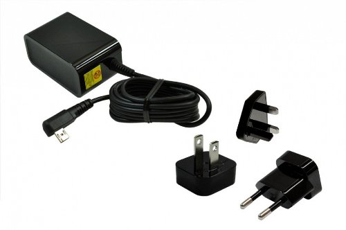AC adapter 18 Watt - Travel Kit XO.ADT0A.002 for Acer Iconia A700, A701, Tab A510, Tab A511
