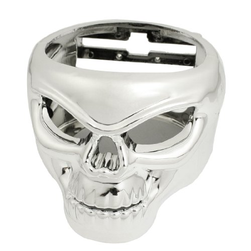 uxcell Plastic Skull Drink Cup Can Bottle Holder for Car