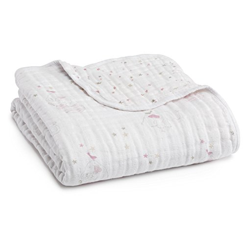 aden + anais Muslin Dream Blanket, Lovely - Cotton Tail Designs Baby Bedding