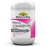 Nature's Way Beauty Collagen Powder, Flavorless, 0.16 Kilograms