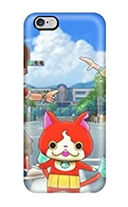 Awesome Youkai Watch Episode 30 Flip Case With Fashion Design For Iphone 6 Plus