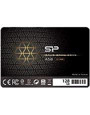 "Silicon Power 128GB SSD 3D NAND TLC A58 Performance Boost SATA III 2.5"" 7mm (0.28"") Internal Solid State Drive (SU128GBSS3A58A25CA)"