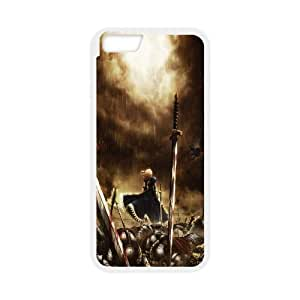 Saber Fate Stay Night Anime iPhone 6 4.7 Inch Cell Phone Case White Fantistics gift A_101208