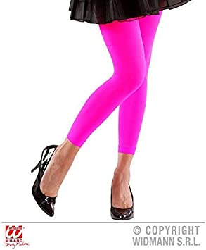 lively moments Colores Neón Leggings en Rosado 70 den / AÑOS 80 ...