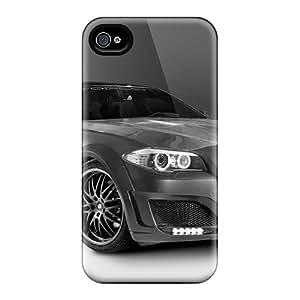 High Grade AngerolaWalmaka Flexible Tpu Cases For Iphone 4/4s - Bmw M5