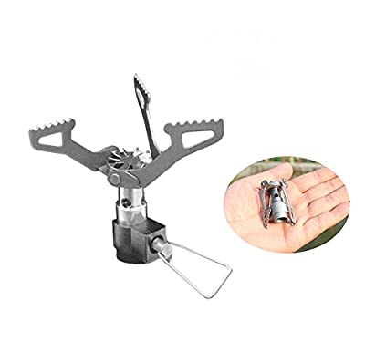 BRS Outdoor Camping Gas Cooking Stove Portable Ultralight Burner 25g