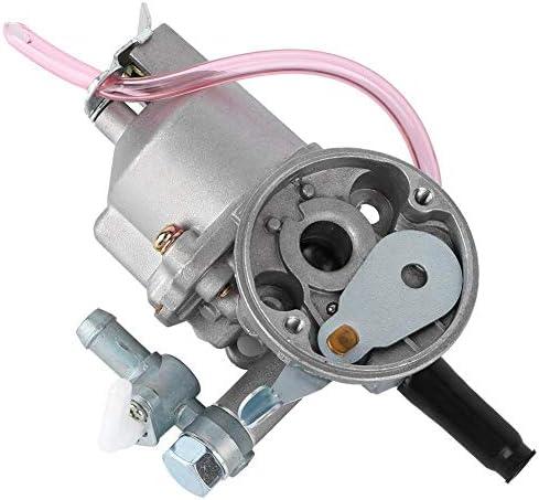 Carburador Kit-TD33 Carburador AY Flotador Compatible con Kawasaki TD40 TD43 TD48 CG400 Kaaz Recambio de Recortadora