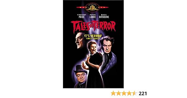Tales of Terror [Reino Unido] [DVD]: Amazon.es: Cine y Series TV