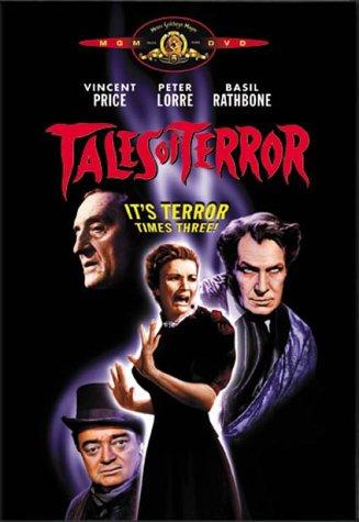Tales of Terror:  It's Terror Times Three