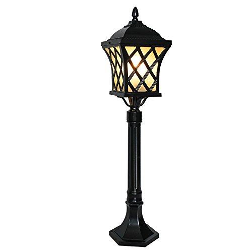 Low Voltage Garden Pedestal Lights in US - 6