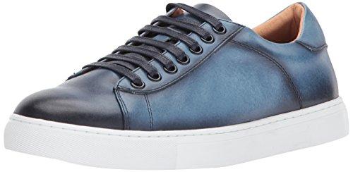 Zanzara Mens Quadap Mode Sneaker Blå