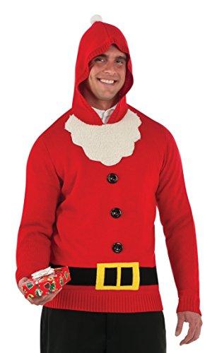 Rubie (Adult Santa Hoodie)