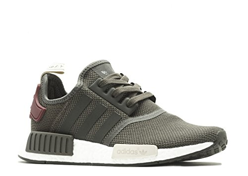adidas nmd r1 w, signore di verde / marrone, acquistare on - line