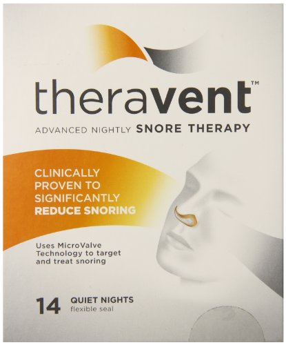 Theravent Nasal Strips Actually Snoring product image