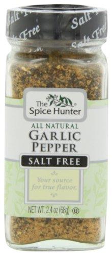 (The Spice Hunter Pepper, Garlic Blend, 2.4-Ounce Jar)