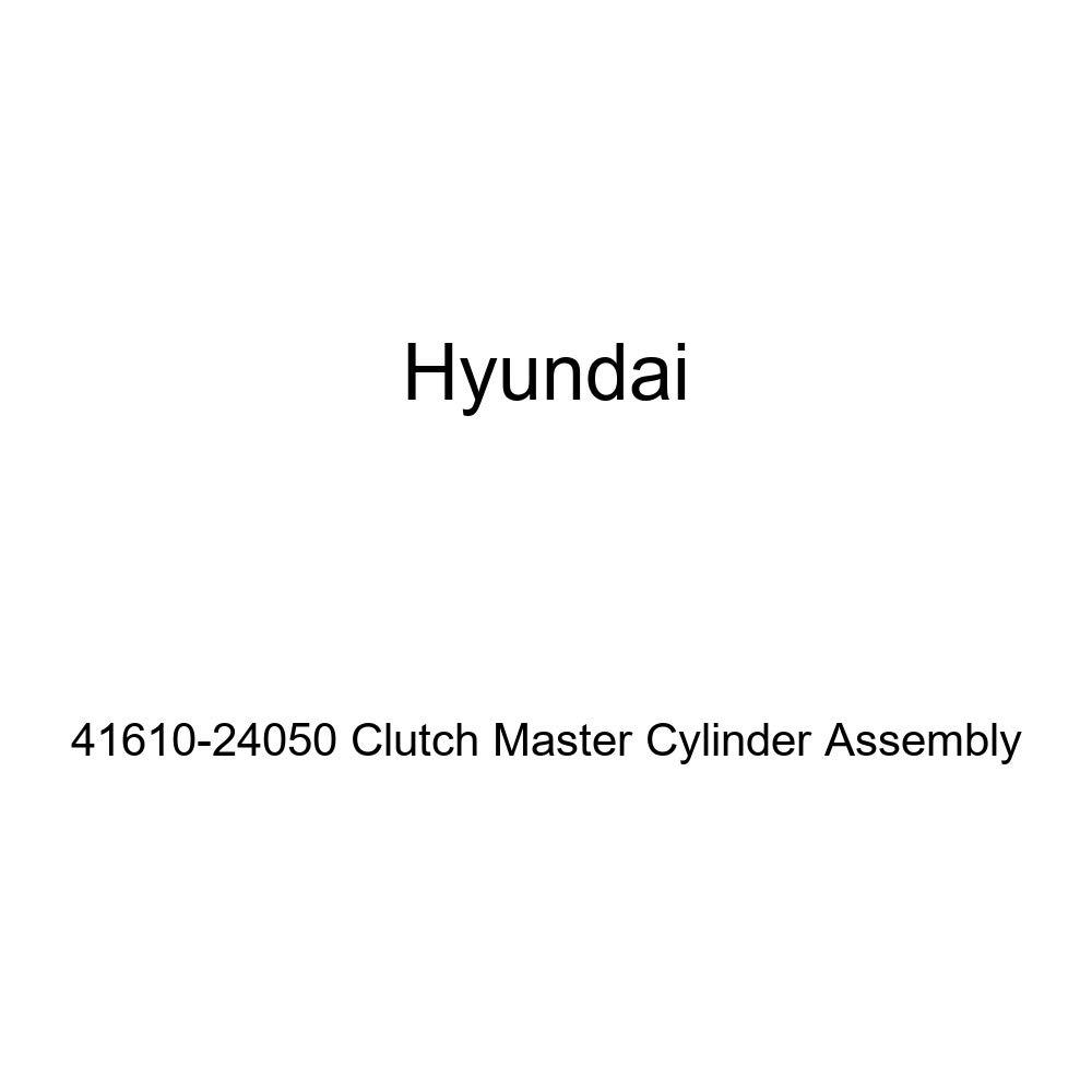 Genuine Hyundai 41610-24050 Clutch Master Cylinder Assembly