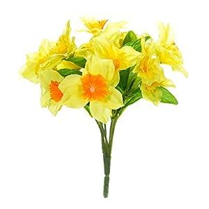 CB Imports 18 cm Daffodil Posy, 92