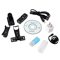 Mini WiFi DV Web Camera Wireless IP Camcorder Motion Activated Recording MD99S