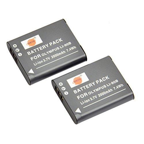 Li 90B Replacement Battery Olympus TG Tracker