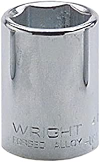 "product image for Wright Tool 4048 1-1/2"" - 1/2"" Drive 6-Point Standard Socket"
