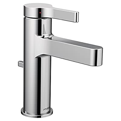Moen Vichy One-Handle Bathroom Faucet, Chrome (6710)