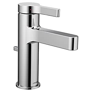 Moen vichy one handle bathroom faucet chrome 6710 Amazon bathroom faucets moen