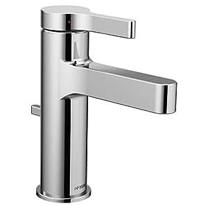 Moen Vichy One Handle Bathroom Faucet Chrome 6710